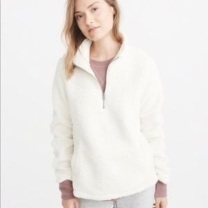 Abercrombie&Fitch Sherpa sweater